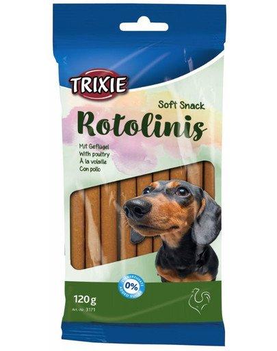 Przysmak drobiowy rotolinis 120 g