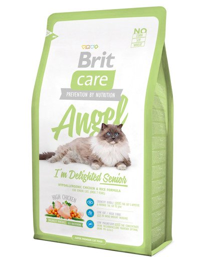 Care Cat Angel I'm Delighed Senior 7 kg