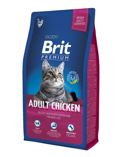 Premium Cat Adult kurczak 1,5 kg