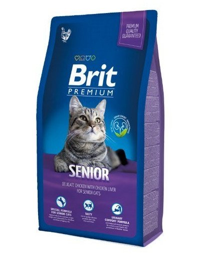 Premium Cat Senior 8 kg