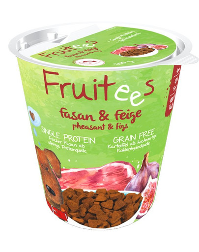 Fruitees bażant & figi 200 g