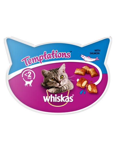 Temptations łosoś 60 g