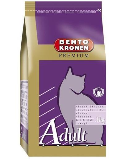 Bento kronen adult cat premium 3 kg