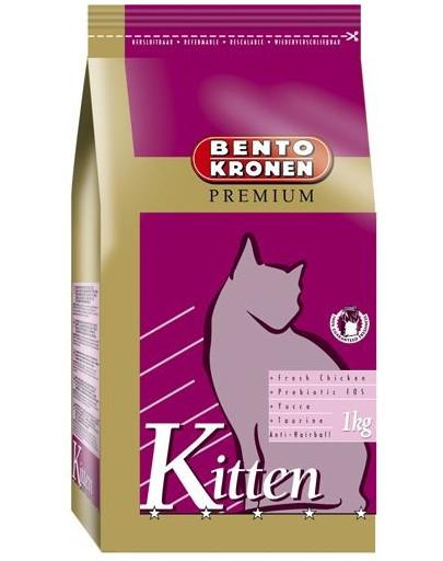 Bento kronen kitten cat premium 1 kg