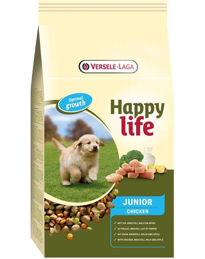 Happy life junior chicken 10 kg