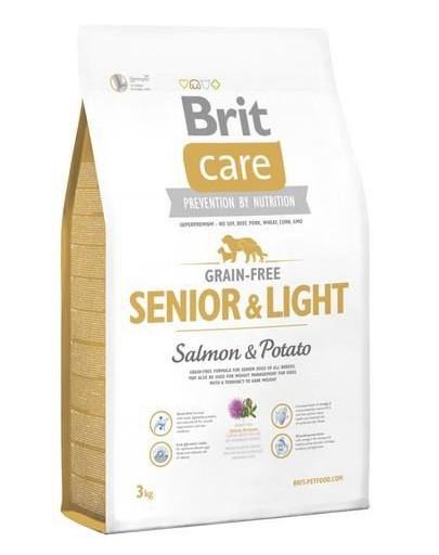 Care Grain-Free Senior salmon & potato 3 kg