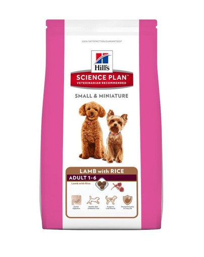 Science Plan canine adult small & mini 1,5 kg