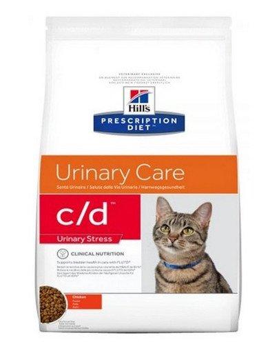 Prescription Diet c/d Feline Urinary Stress kurczak 4 kg