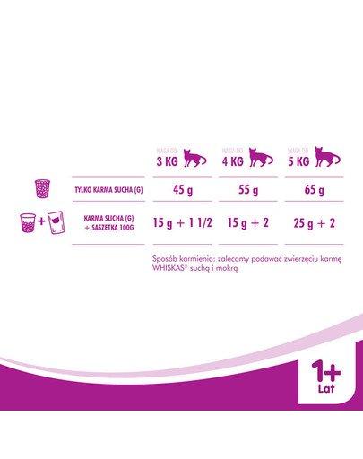Adult wołowina i marchewka 14 kg