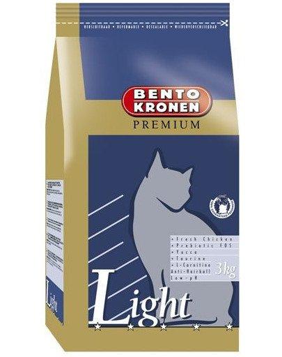 Bento kronen light cat premium 3 kg