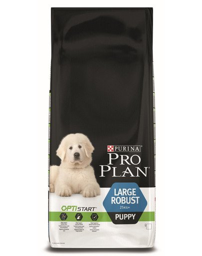 PRO PLAN Large robust puppy 12 kg