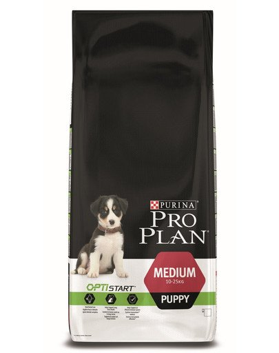 PRO PLAN Medium puppy 12 kg