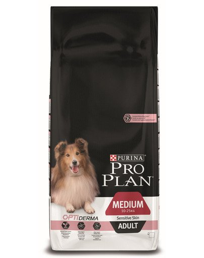 PRO PLAN Medium adult sensitive skin 14 kg