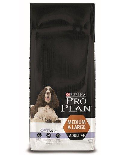 PRO PLAN Medium large adult 7+ 14 kg