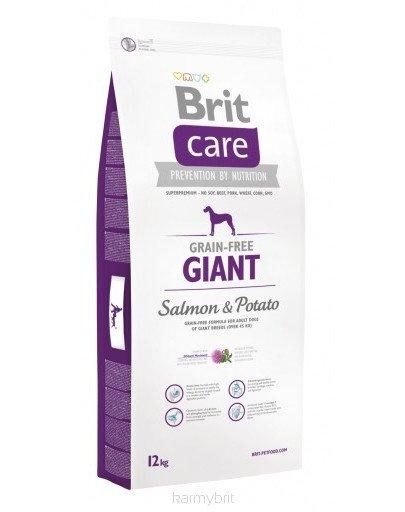 Care Grain-Free Giant salmon & potato 1 kg