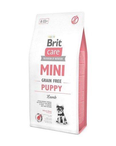 Care Mini Grain Free Mini Puppy lamb 7 kg