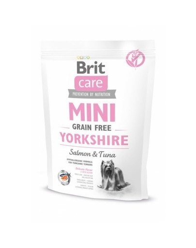 Care Grain Free Mini Yorkshire 400 g