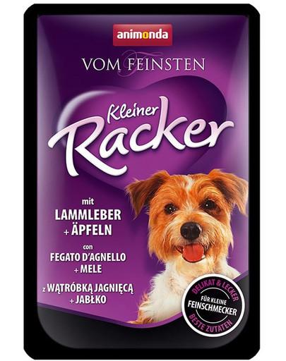 Vom Feinsten Kleiner Racker z wątróbką jagnięcą i jabłkiem 85 g