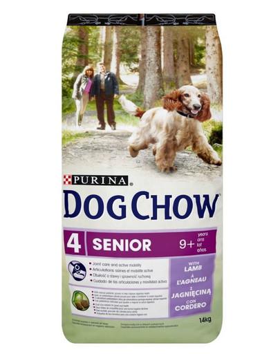 Dog Chow Senior jagnię˜cina 14 kg