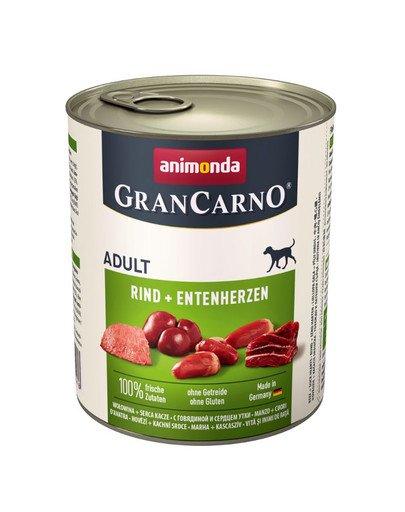 Grancarno indyk i kaczka 800 g