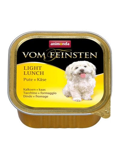 Vom Feinsten Light lunch indyk i ser 150 g