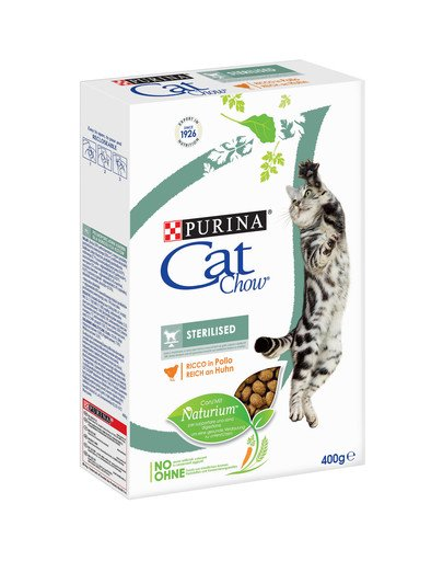 Cat Chow Special Care Sterilized 400 g