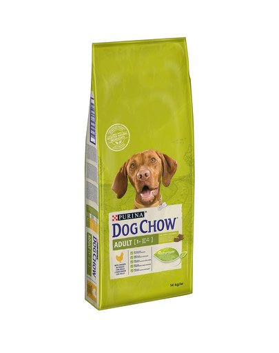 Purina dog chow adult kurczak 14 kg