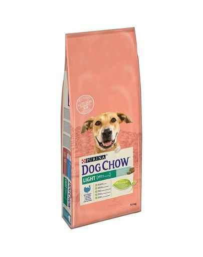 Dog Chow Light indyk 14 kg