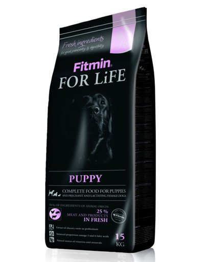Dog For Life puppy 15 kg