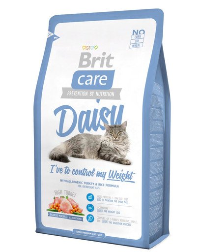 Care Cat Daisy I've Control My Weight 2 kg