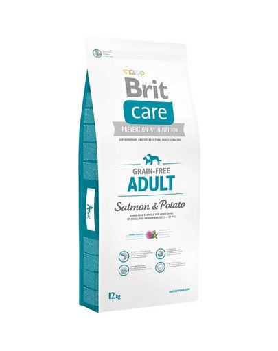 Care Grain-Free Adult salmon & potato 1 kg