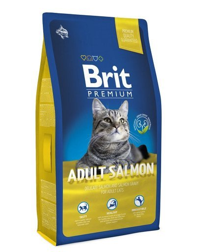 Premium Cat Adult Salmon 1,5 kg