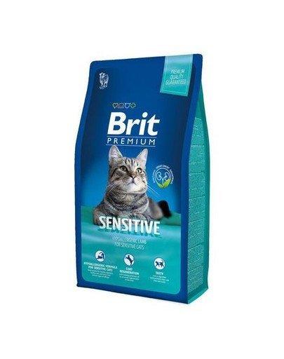 Premium cat sensitive 1,5 kg
