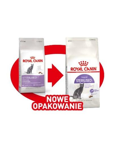 Sterilised 37 10 kg karma sucha dla kotów dorosłych, sterylizowanych