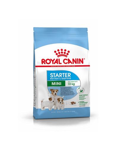 Mini Starter Mother & Babydog 8.5 kg karma sucha dla suk w ciąży i okresie laktacji oraz szczeniąt, od 4 do 8 tygodnia, ras małych