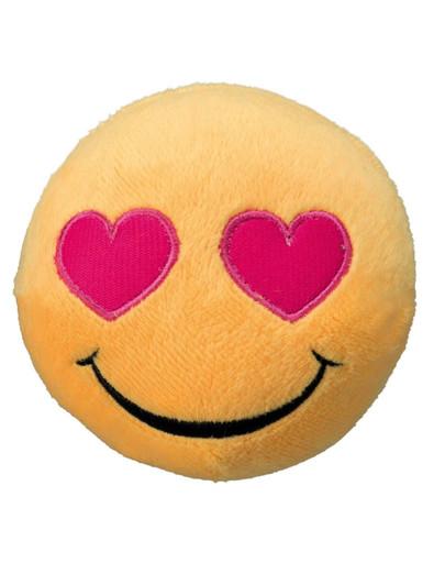 Zabawka pluszowa Smiley Love, z dźwiękiem, 9 cm