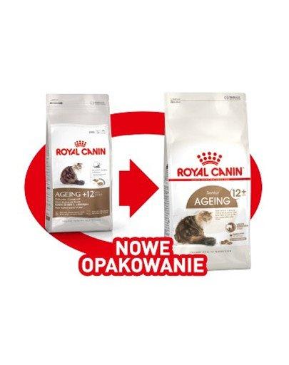 Ageing +12 2 kg karma sucha dla kotów dojrzałych