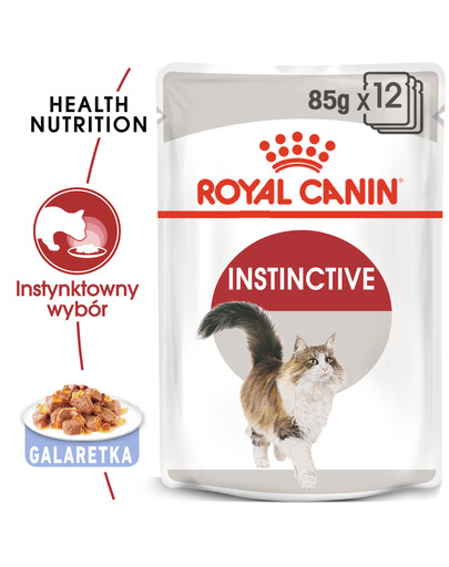 INSTINCTIVE 85 g w galaretce
