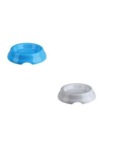 Miska plastikowa dla kota 0.2 L/ 11 cm