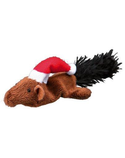 Zabawka świąteczna - mysz i wiewiórka 14–17 cm