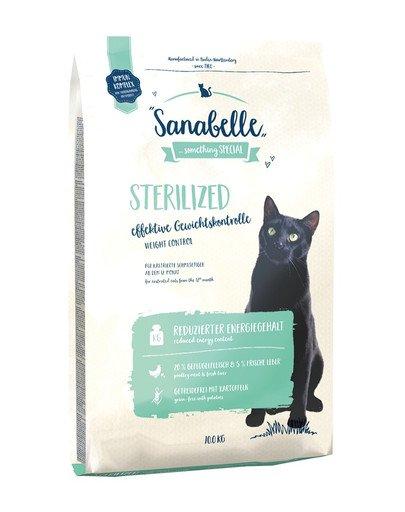 Sanabelle sterilized 10 kg