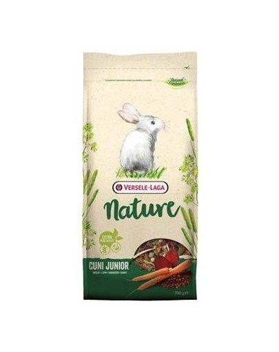 Cuni Junior Nature - dla młodych królików miniaturowych 700 g
