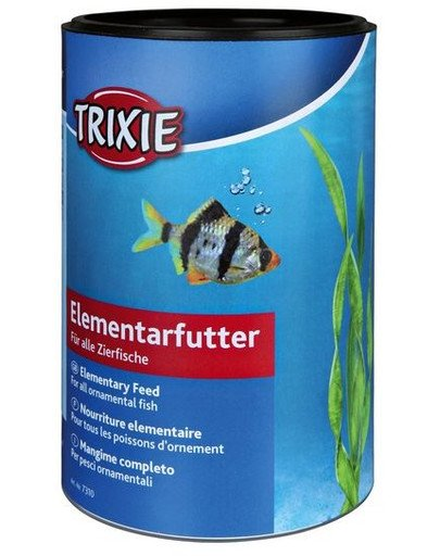 Podstawowy pokarm dla ryb ozdobnych 1l