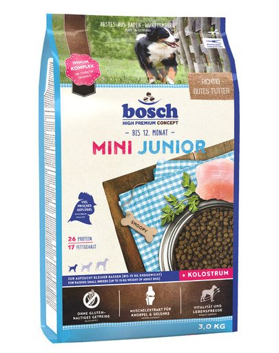 Mini Junior 3 kg