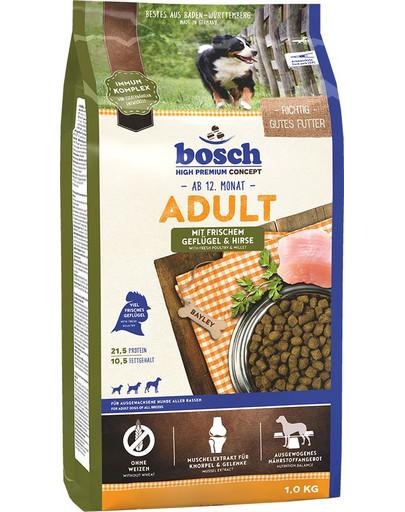 Adult drób i proso 1 kg