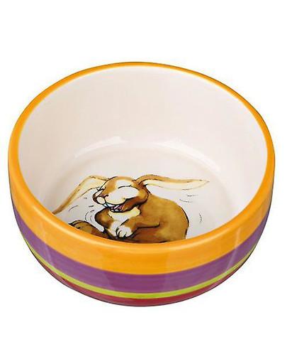 Miska ceramiczna dla królika Happy Bunny 250 ml