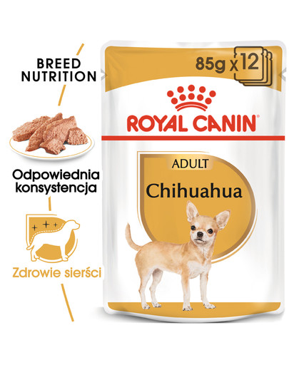 Chihuahua Adult 12x85g