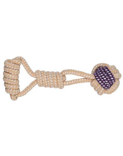 Piłka sznurowa z uchwytem, 6 cm/23 cm