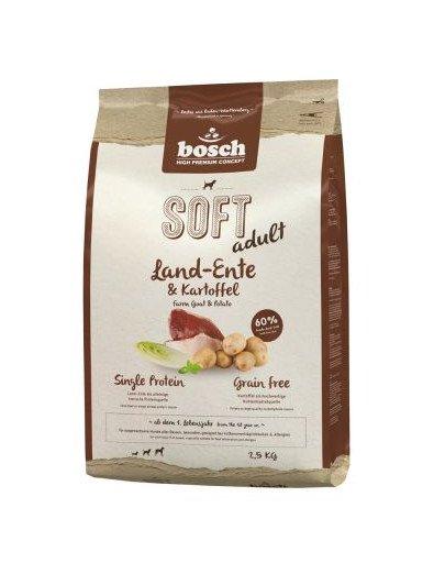 Soft Kaczka & Ziemniak 2,5 kg