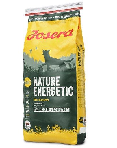 Nature Energetic 15 kg dla psów aktywnych